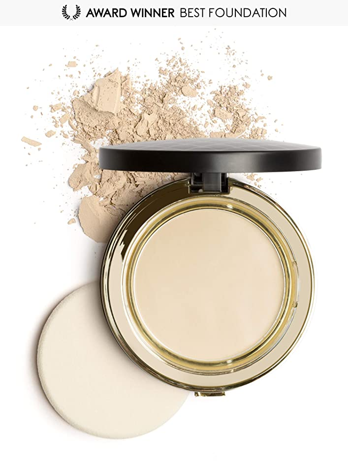 発生画家細いMirenesse Cosmetics Skin Clone Foundation Mineral Face Powder SPF15 13g/0.46oz (13. Vanilla) - AUTHENTIC