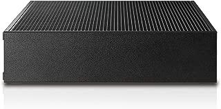 I-O DATA 外付けハードディスク 4TB 日本製 テレビ録画/4K/PC/PS4/静音/コンパクト 故障予測 診断アプリ 土日サポート EX-HD4CZ