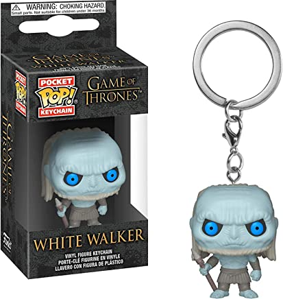 Amazon.com: Funko White Walker: Game of Thrones x Pocket POP ...