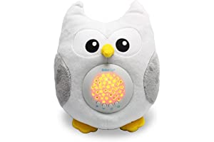 Baby Soother Owl Projector