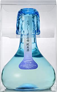 ほまれ酒造 うつくしま夢酵母純米酒アラジンボトル クリアカートン入 [ 日本酒 福島県 300 ]