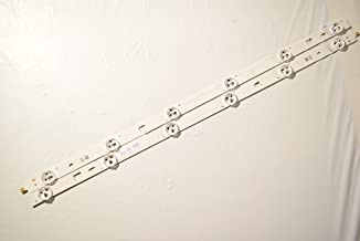 SONY KDL-40R470B FHD NDSOEM A and B LED Strip ONE LINE 2 PCS 30548