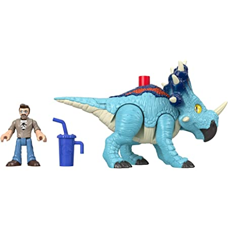 Lot 4 Fisher price Imaginext Jurassic World Park dinosaur man Action Figure Toy