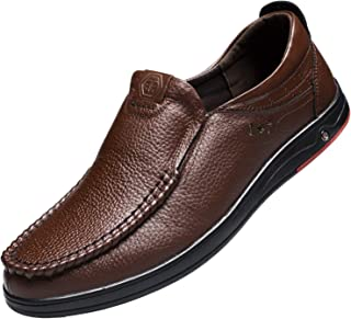 Best mens italian leather slip on shoes Reviews