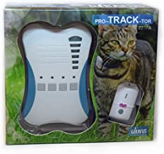 Girafus Cat Tracker RF Finder Longest Range up to 1600 ft lightest pet Safety Tracking Device only 0.28oz Small Pets Dog Pro-Track-tor