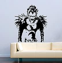 Death Note Anime Vinyl Wall Decal Ryuk Demon Manga Hentai Vinyl Stickers Mural MK4868