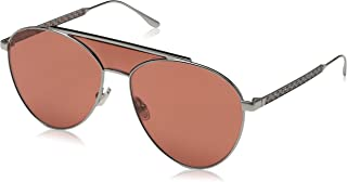 Jimmy Choo Pink Aviator Ladies Sunglasses AVE/S GHP 58
