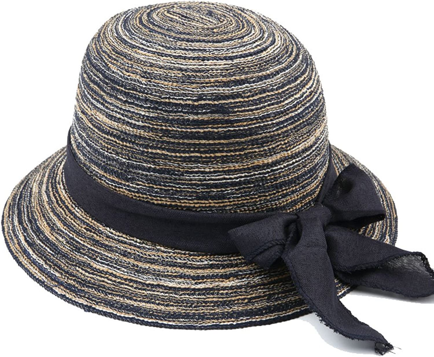 YD Hat Summer Hat, Sun Hat Women Summer Elderly People Cotton Yarn Sunscreen Foldable Breathable, 5 colors Optional    (color   4 )