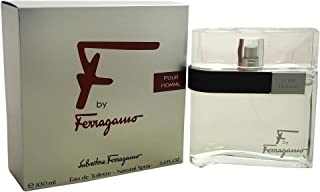 Salvatore Ferragamo F Pour Homme - perfume for men, 100 ml - EDT Spray