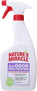 Nature's Miracle 3 in 1 Odor Destroyer (Unscented) 709ml