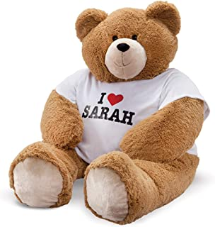 custom life size teddy bear