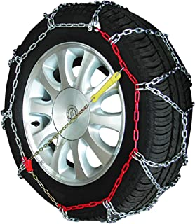 Vans Size 250 TUV and ONORM Approved Suitable for SUV 12 mm Passenger Car Snow Chains Goodyear 77937 motorhomes and 4x4