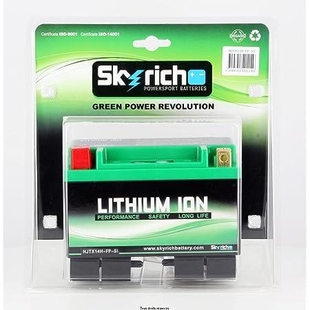 Skyrich Motorcycle Battery Lithium Ytz10s Bs 12v 10ah Hjz10 Auto