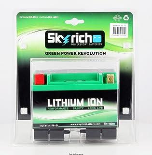 Skyrich   Motorrad Batterie Lithium YTX14 BS 12V 4Ah HJX14