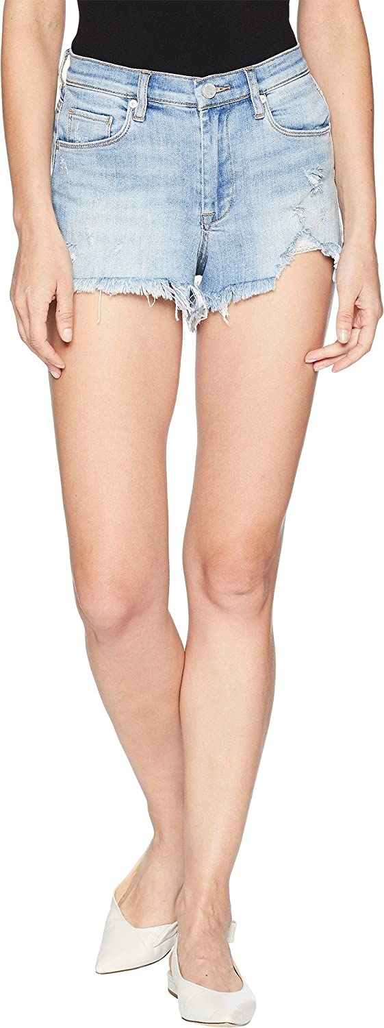 [BLANKNYC] Blank NYC Womens The Lenox Cut Off Shorts in Futureproof
