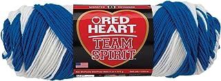 "Coats Yarn"" Red Heart Team Spirit, Multi-Colour, 25.4 x 8.89 x 8.89 cm"