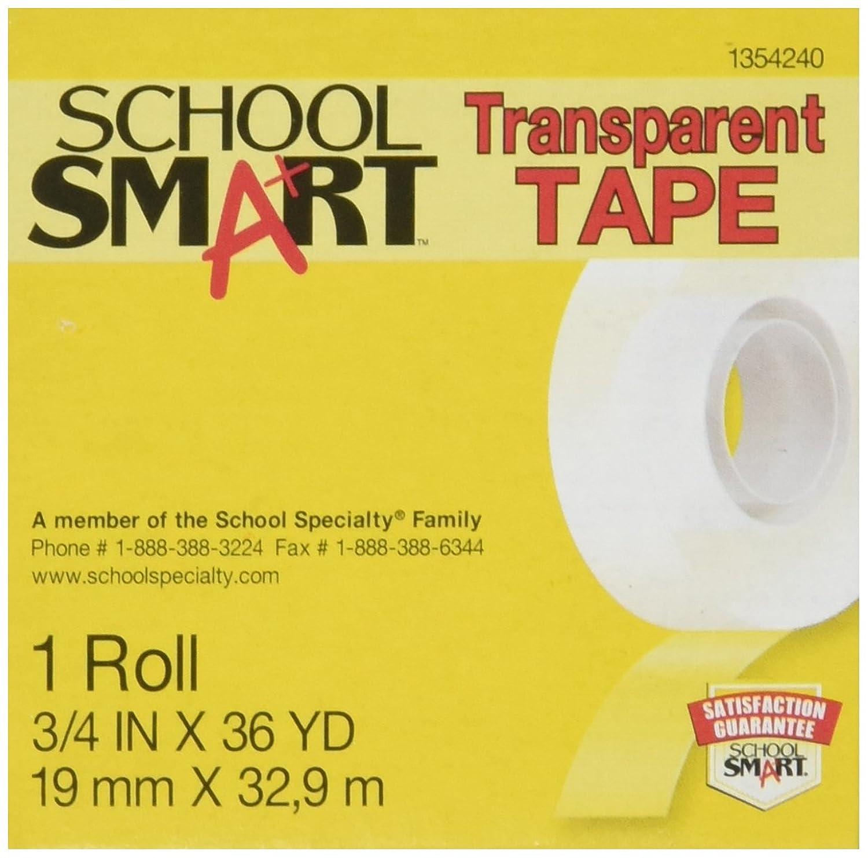 School Smart Liquid Tempera Paint, 1 Gallon, Yellow