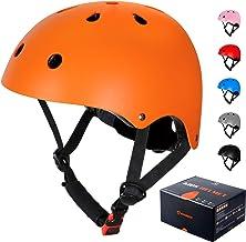 CrzKo Kids Bike Helmet, Safety Toddler Helmet Anti-Shock for Multi-Sport, Cycling Skate Scooter Skateboard, ASTM & CPSC Ce...