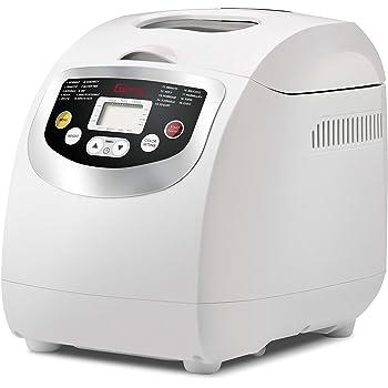Girmi MP20 - Panificadora (Blanco, 1 kg, Pastel de masa, Masa, Pan ...