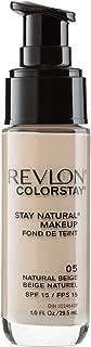 Revlon ColorStay Natural Makeup, Natural Beige, 29.5ml