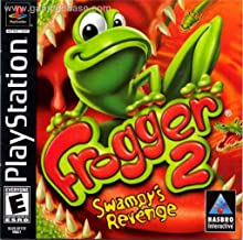 frogger for playstation 2