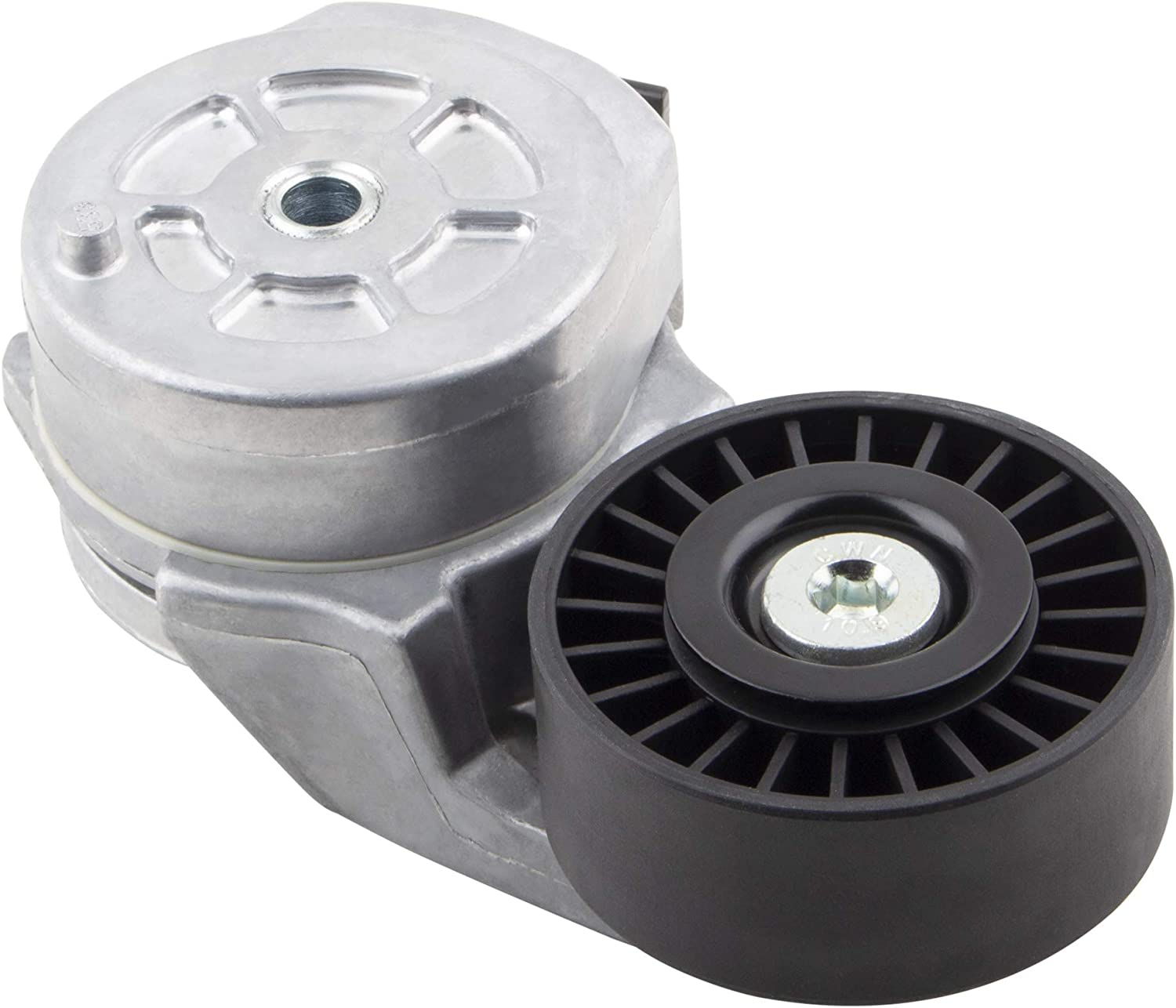 BOXI Belt Tensioner Assembly w for Fits 1989-1993 Dod-ge Indefinitely Pulley New products world's highest quality popular