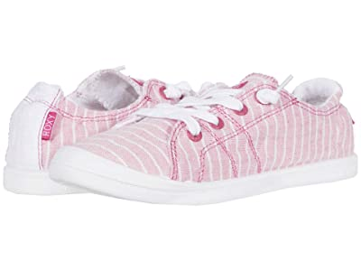 Roxy Kids Bayshore IV (Little Kid/Big Kid) (Pink) Girl