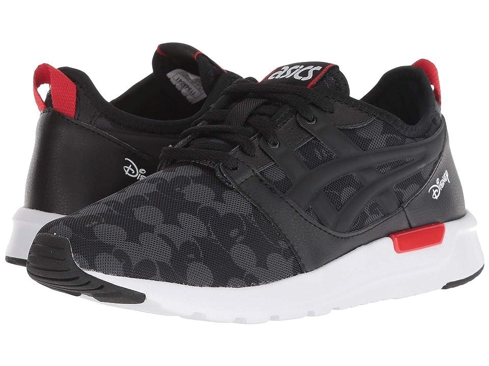 ASICS Kids Tiger Gel-Lyte Hikari Mickey Mouse (Big Kid) (Black) Kids Shoes