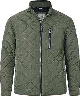 Jan Vanderstorm Olias Men's Quilted Jacket