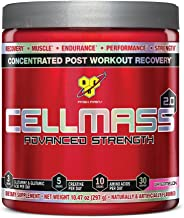 BSN CELLMASS 2.0, Watermelon, 10.47 Ounce (30 Servings)