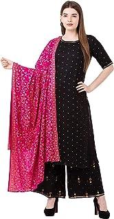 Habiliments Women's Cotton Readymade Salwar Suit