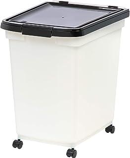 IRIS Quart Airtight Pet Food Container 65 Qrt 300595
