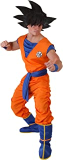 Adult Dragon Ball Z Costume Men's Goku Costume