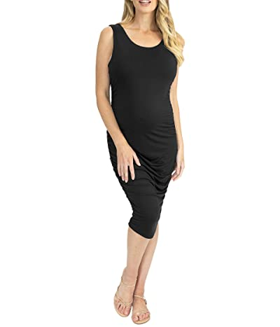 Angel Maternity Maternity Bodycon Bamboo Fitted Dress