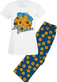 Sesamstraße Love Cookies - Pijama de El Monstruo de Las