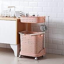 Bathroom Shelf,Bathroom Storage Rack,Bathroom Corner Stand,Shower Shelf,Toilet Shelf Floor-standing Multi-layer Toilet Sin...