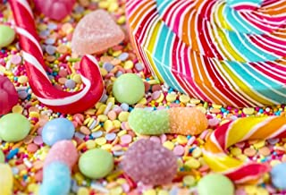 candyland theme wallpaper