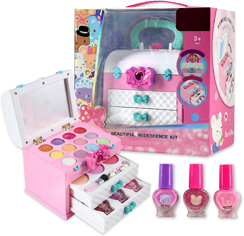 ALER Kids Makeup Kit for Excellent Washable wit Girls Set Our shop OFFers the best service Toy