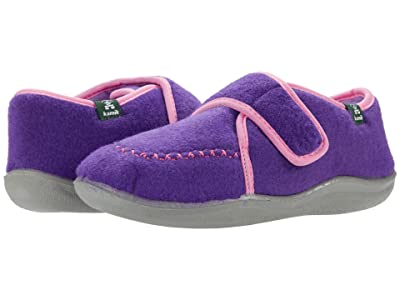 Kamik Kids Cozylodge (Toddler/Little Kid/Big Kid) (Purple) Girls Shoes