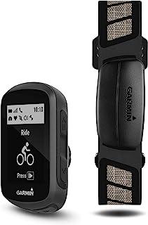 GPS Garmin Edge 130 Plus + HRM Dual Para Ciclismo - Preto