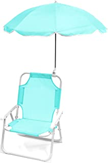 Heritage Kids Blue Beach Chair Aqua  sc 1 st  Amazon.com & Amazon.com: toddler beach chair - Patio Furniture u0026 Accessories ...