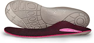 Women's Speed Orthotic   Insole for Running   Perfect for Plantar Fasciitis/Heel Pain, Flat Feet/High Arches & Pronation