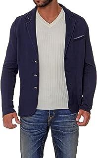 Liu Jo Liu Jeans Jacket Blazer Sack Coat Felpa KABA, Color: Dark Blue