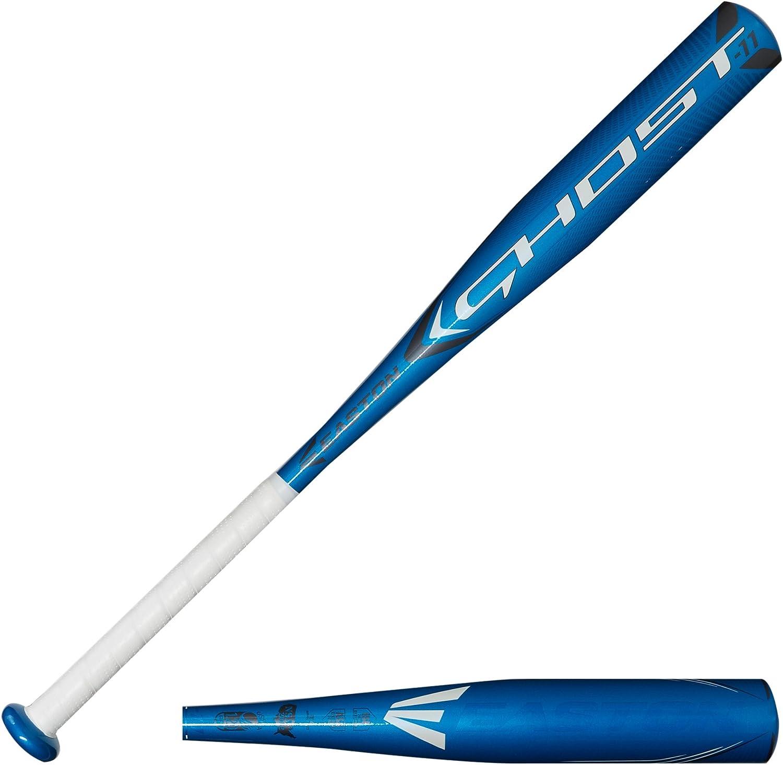 EASTON Ghost 11 Girls Youth Fastpitch Softball Bat   2019   1 Piece Aluminum   ALX50 Allloy   Comfort Grip   Certification 1.20 BPF   98 mph   ASA USSSA NSA ISA ISF
