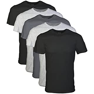 اسعار Gildan Men's Crew T-Shirt Multipack