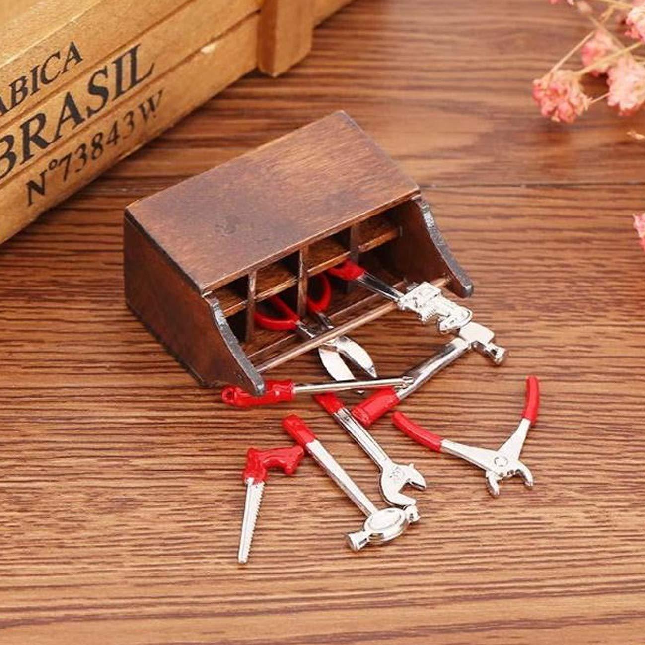 ARUNDEL SERVICES EU Caja de Herramientas 1:10 RC Accesorios para miniaturas de orugas Modelo 4x4 Traxxas TRX-4 RC4WD Axial RC Crawler DX SCX10 90046: Amazon.es: Juguetes y juegos