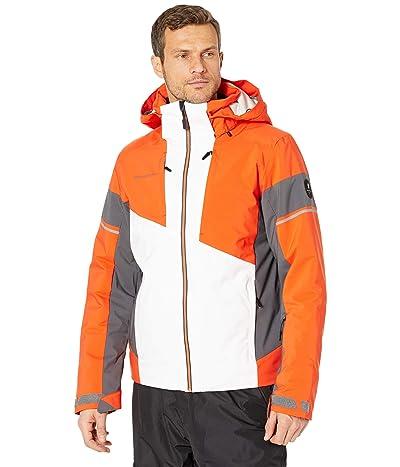 Obermeyer Chroma Jacket (Habanero) Men