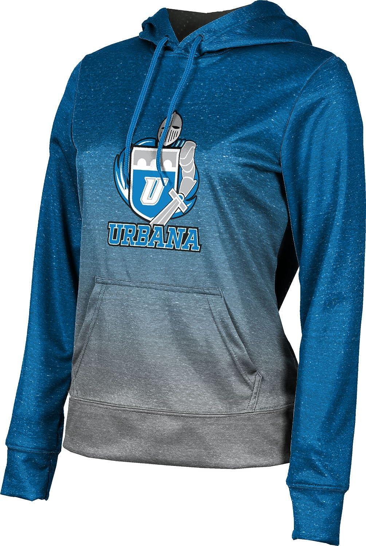 ProSphere Urbana University Girls' Pullover Hoodie, School Spirit Sweatshirt (Ombre)