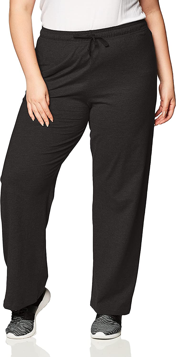 Champion Women's We OFFer at cheap prices Plus-Size Ranking TOP5 Jersey Pant