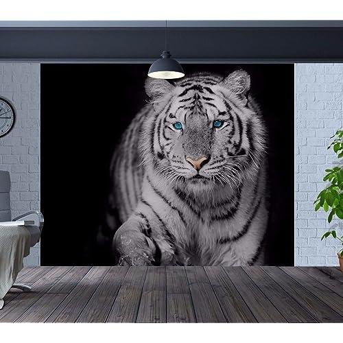 Tiger Wallpaper Amazon Co Uk